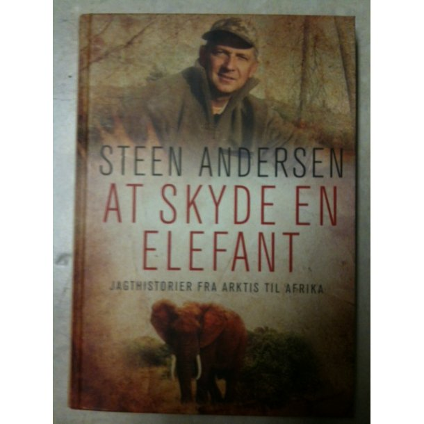 ''At skyde en elefant''