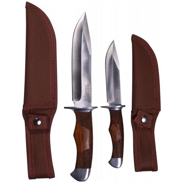 Jægerens knivsæt-Hunters knife set