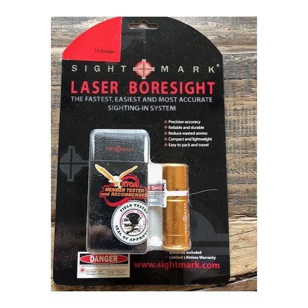 Laserpatron Kal 12 fra Sightmark