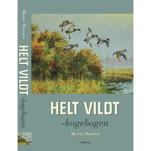 HELT VILDT -kogebogen. UDSOLGT